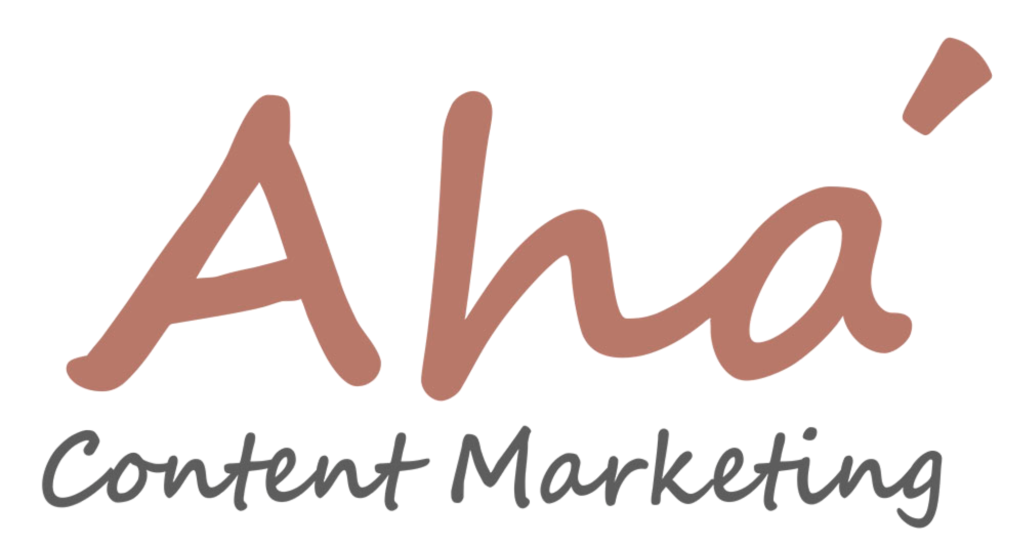 Logo Aha Content Marketing